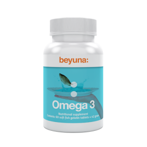 Voedingssupplement Omega 3